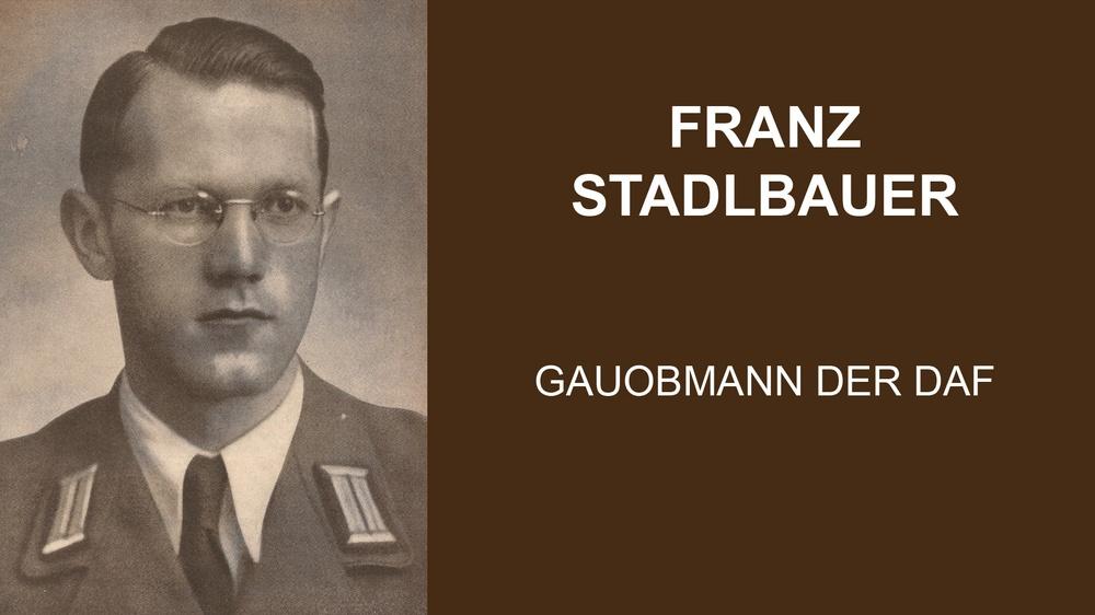 Franz Stadlbauer © -, AKOÖ