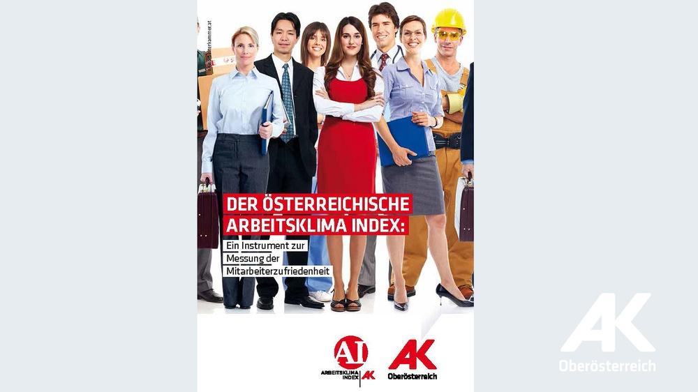 Der Arbeitsklima Index © -, AKOÖ
