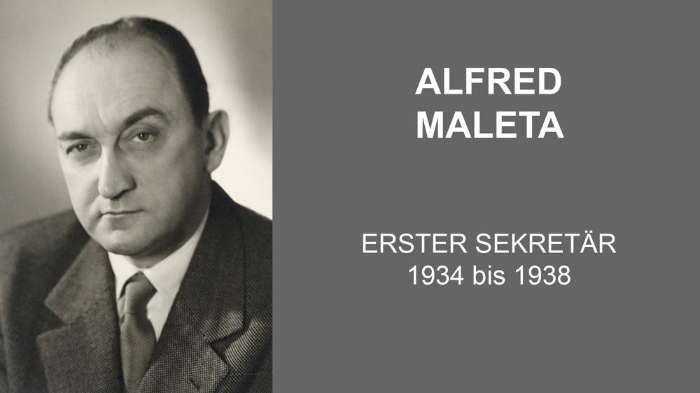 Alfred Maleta © -, ÖNB Wien: Pf 25.456:C(2)