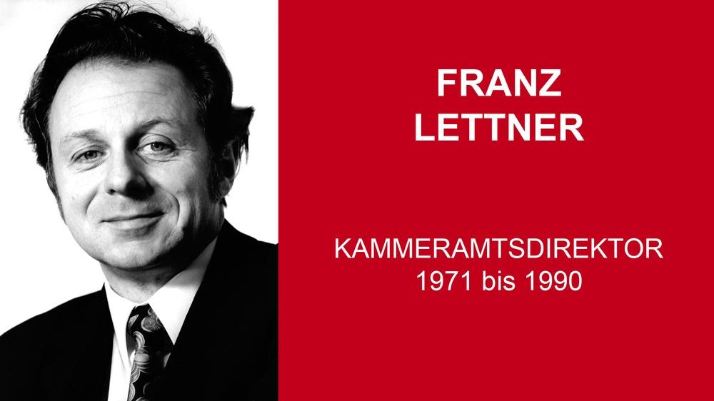 Franz Lettner © -, AKOÖ