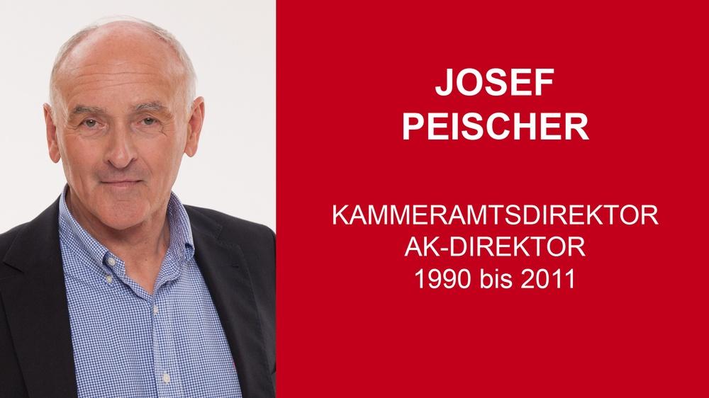 Josef Peischer © -, AKOÖ
