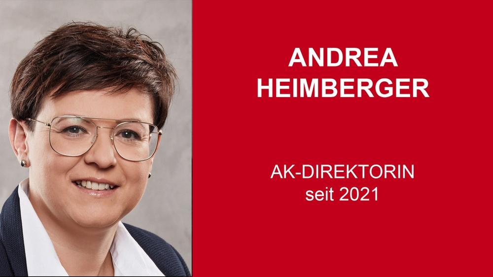 Andrea Heimberger © Florian Stöllinger, AKOÖ