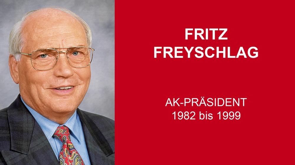 Fritz Freyschlag © -, AKOÖ