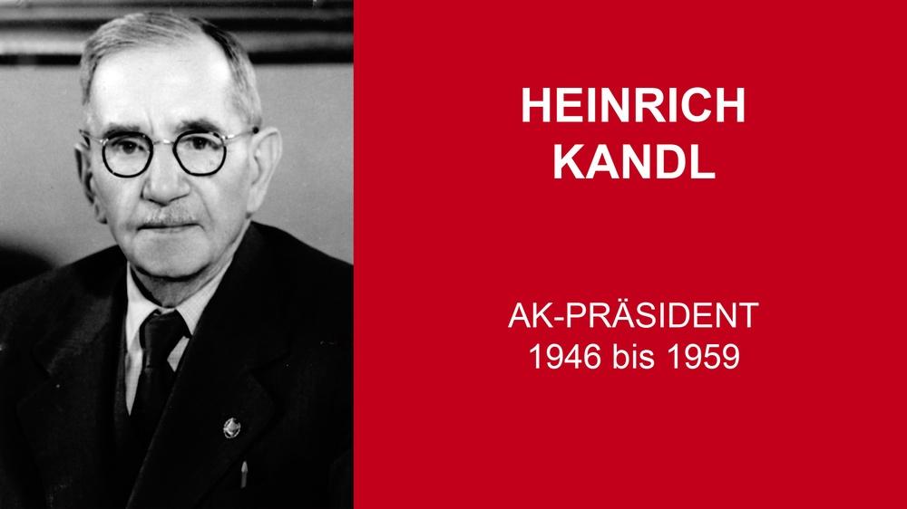 Heinrich Kandl © -, AKOÖ