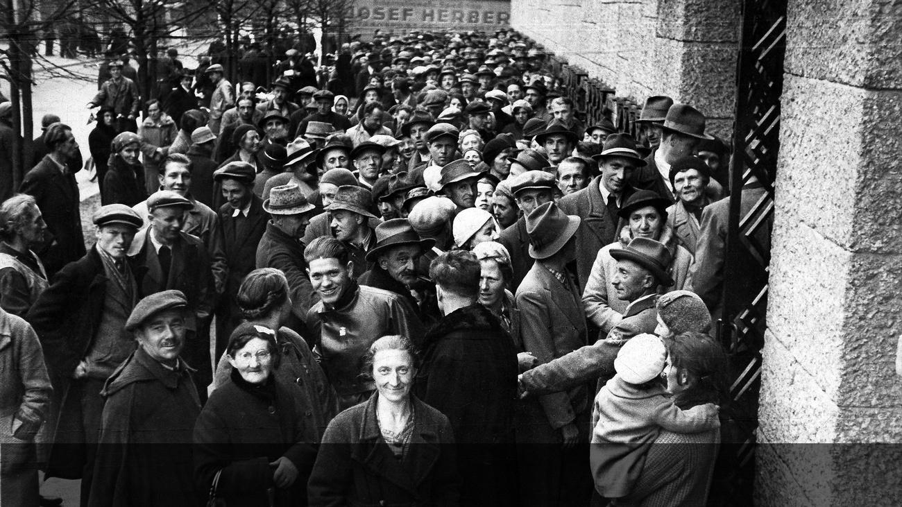 Arbeitslosigkeit © -, Archiv der Stadt Linz