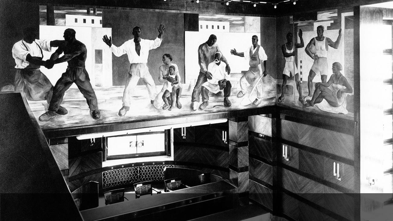 Festsaal © -, Archiv MK Wien