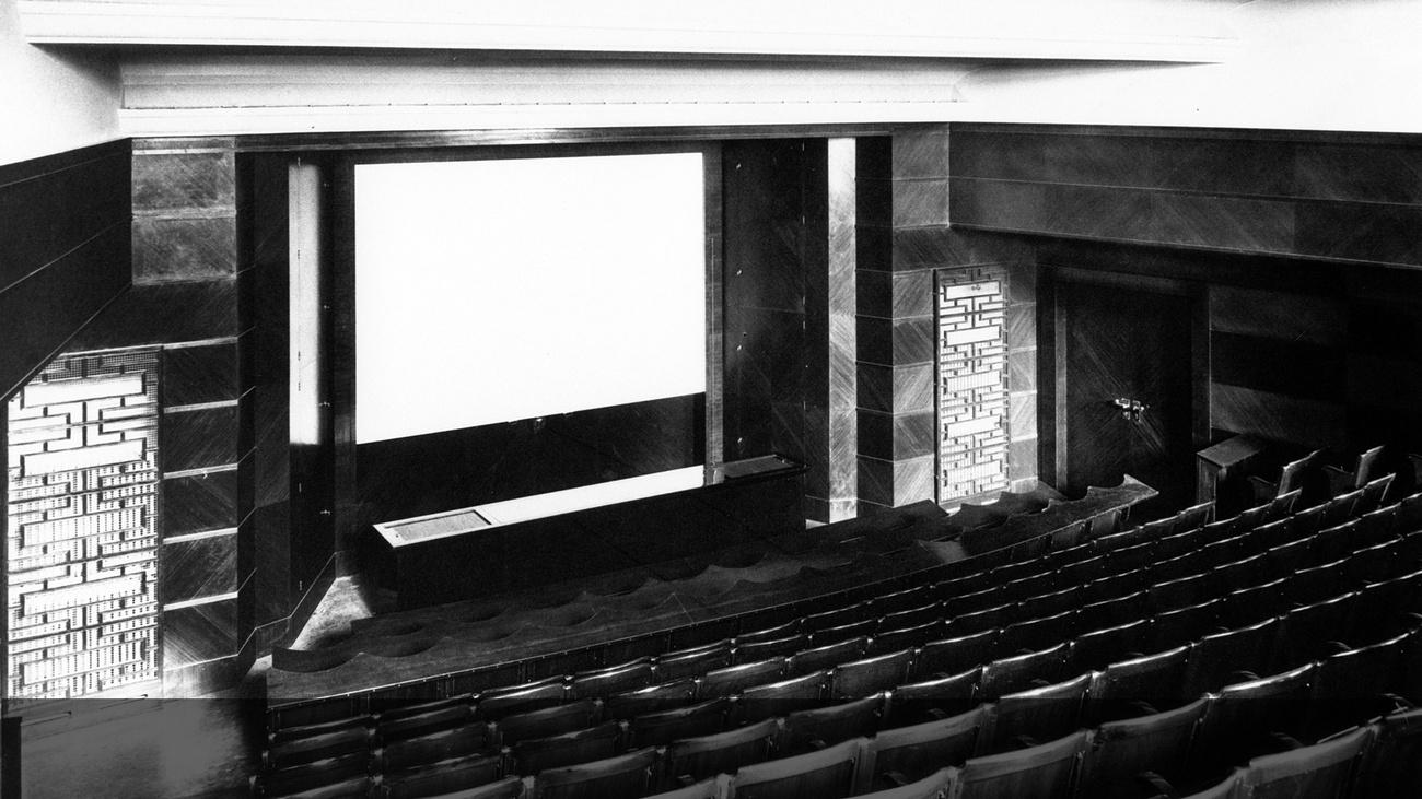 Vortrags- und Veranstaltungssaal © -, Archiv MK Wien