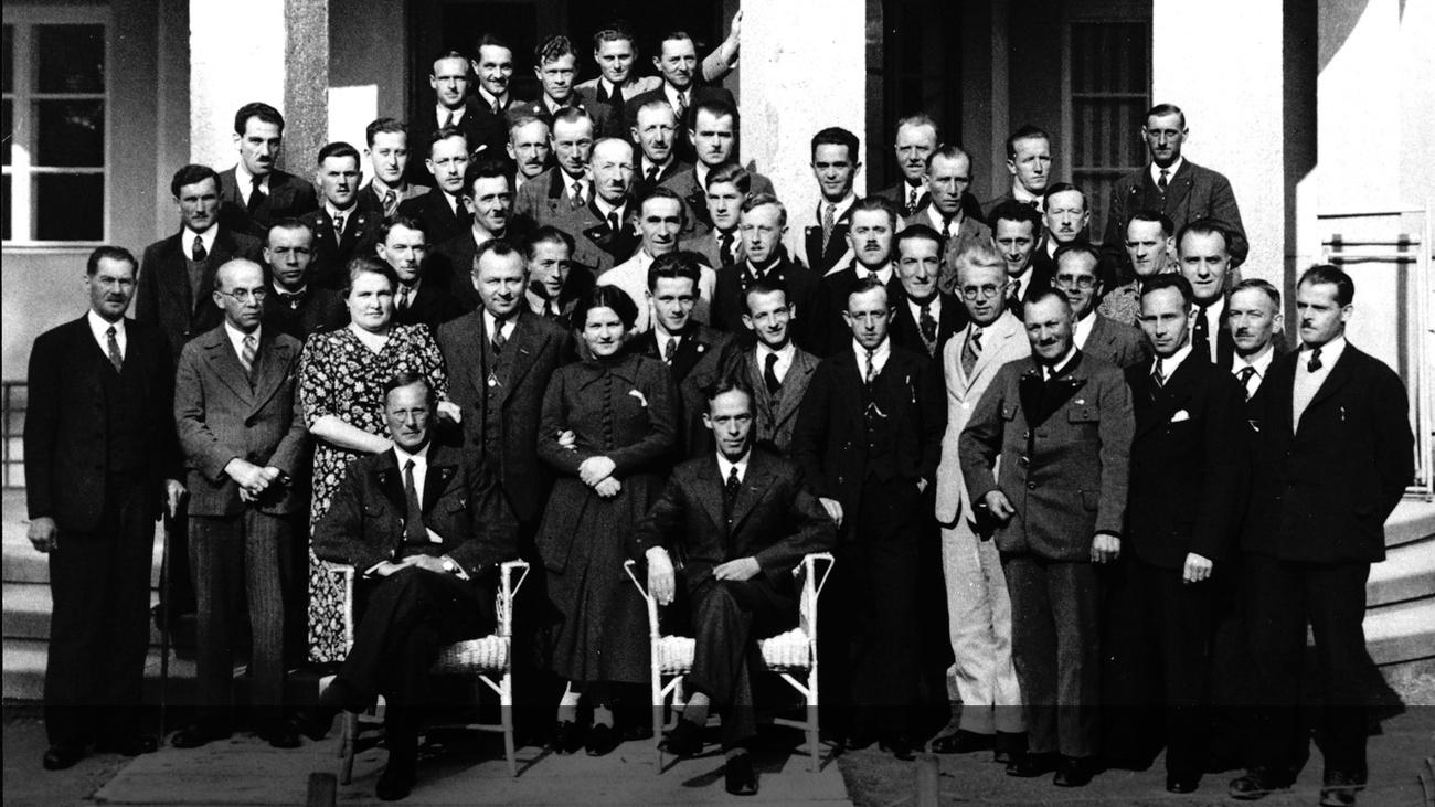 AK Vetrauensmänner 1935 © -, AKOÖ