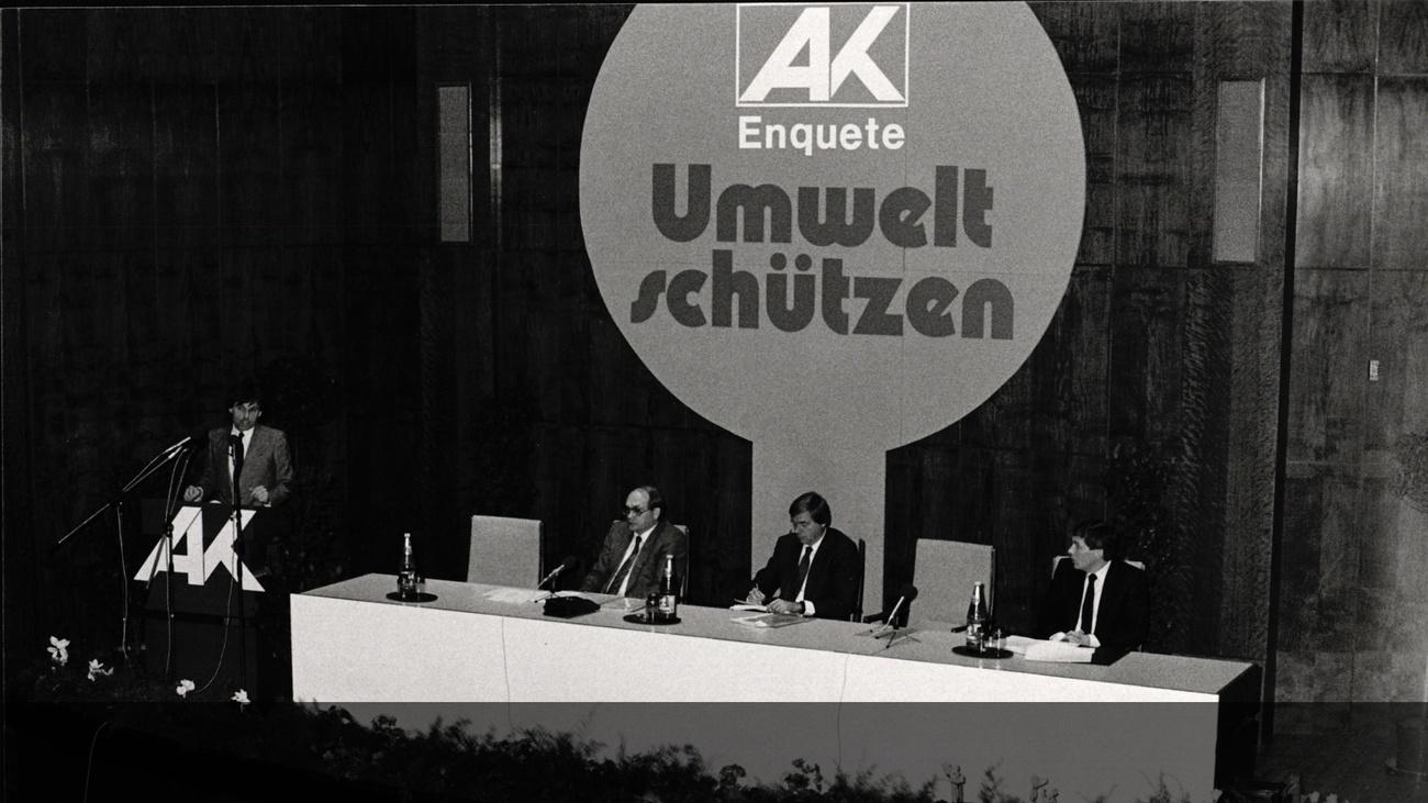 Umweltschutzenquete 1983  © -, AKOÖ